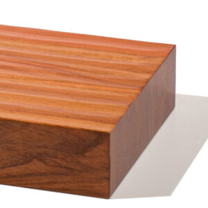 3 1/2″ Thick Hand Scraped Stair Treads Detail