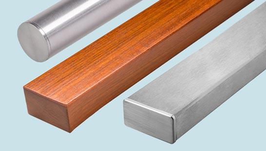 handrail for modern railing systems