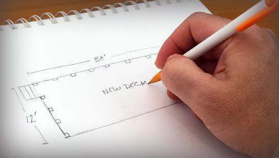 Step 1 - Make A Sketch