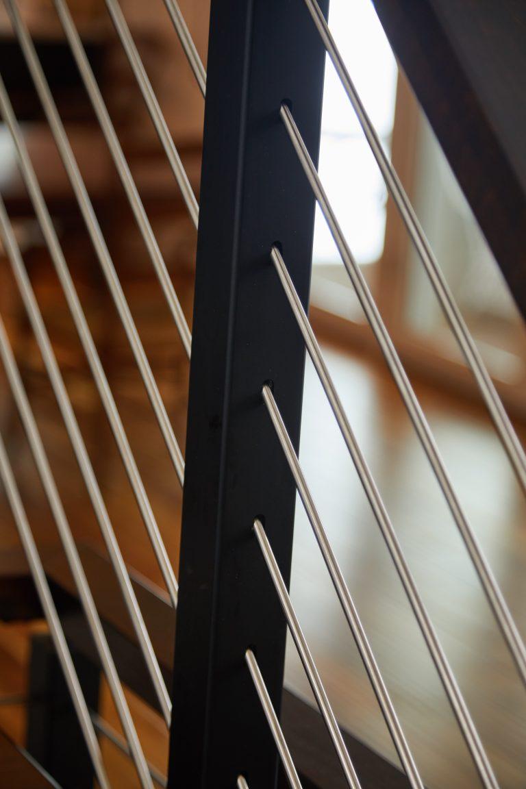 stair rod railing