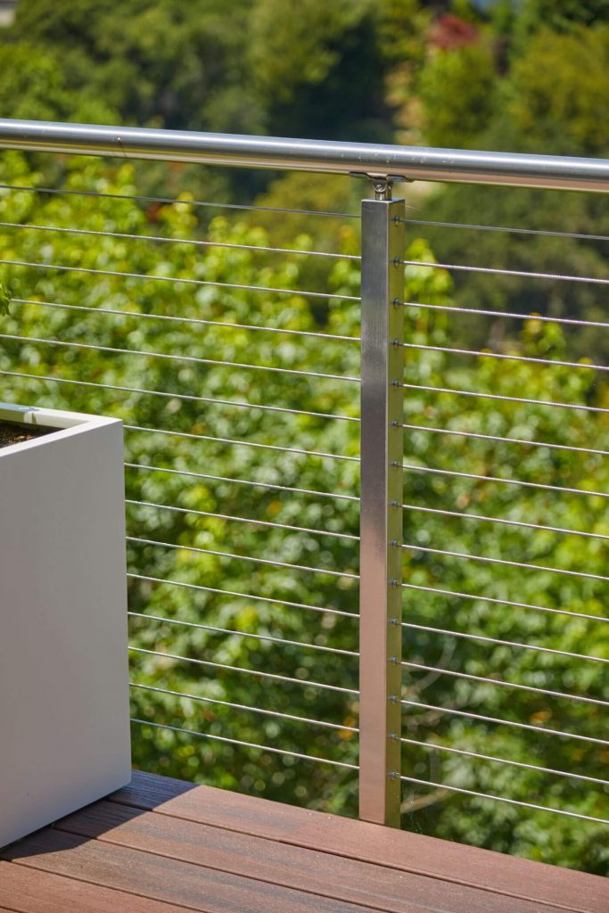 Cable Railing Post