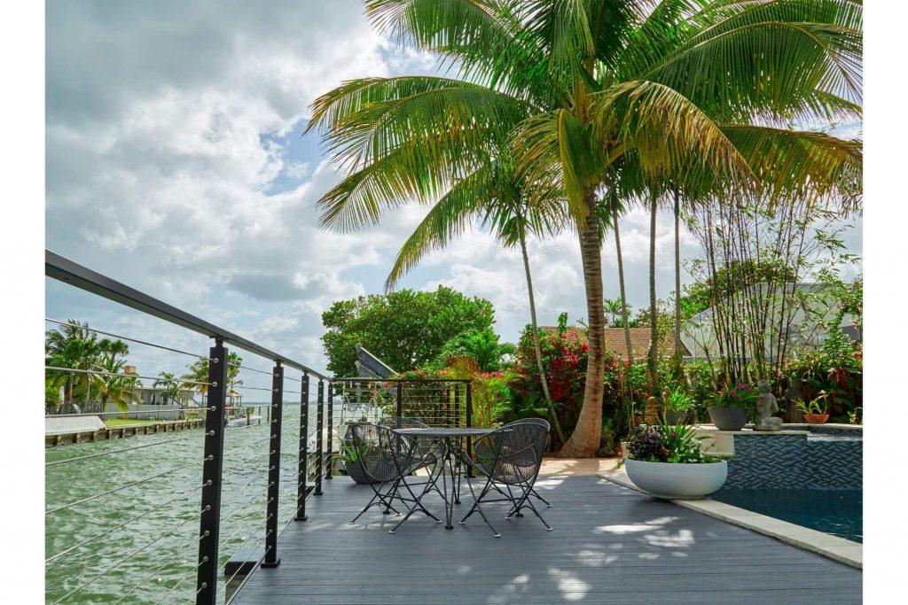 Miami Cable Deck Railing
