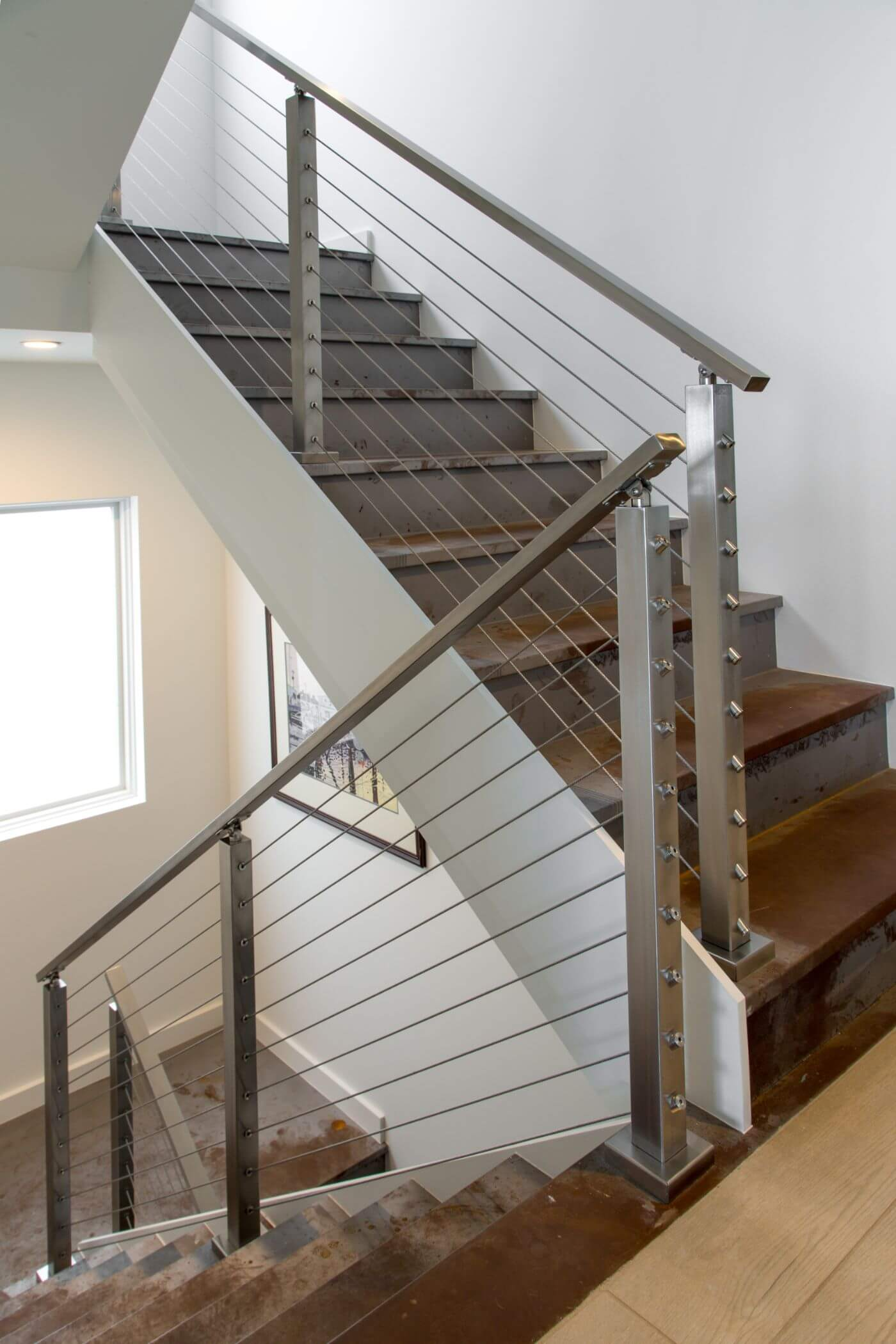 Stainless Steel Railing for Stairs