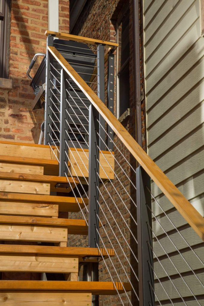 Cable Railing for Stairs