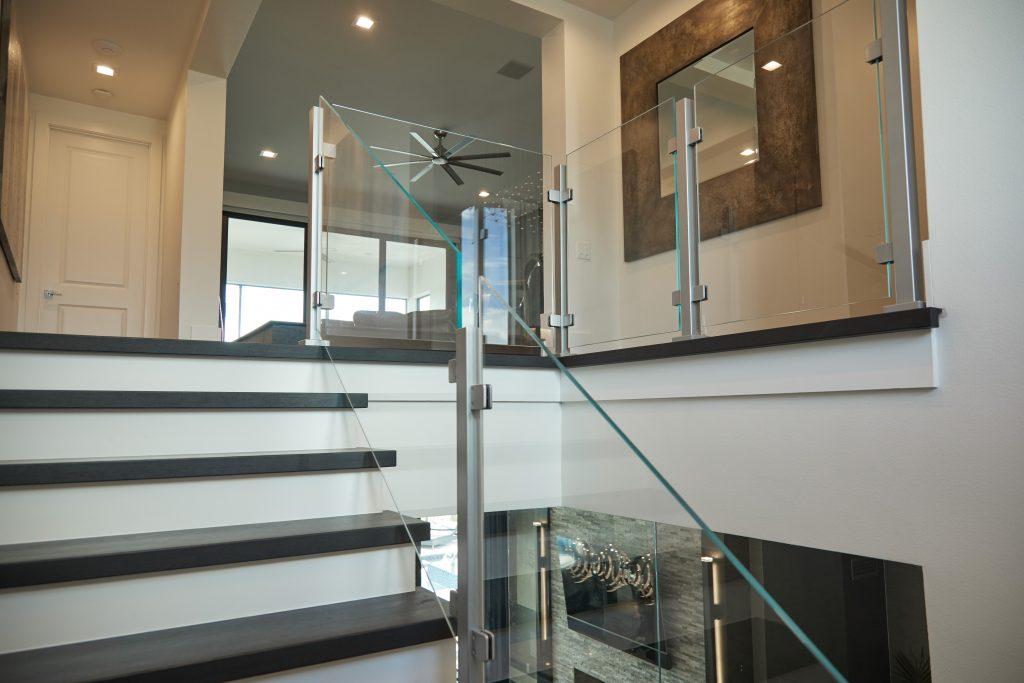 Barrier Glass Railing