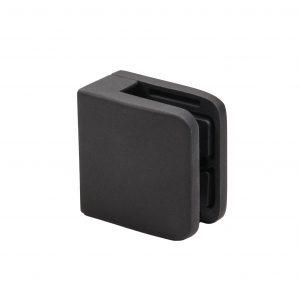 Black PVD Glass Clips