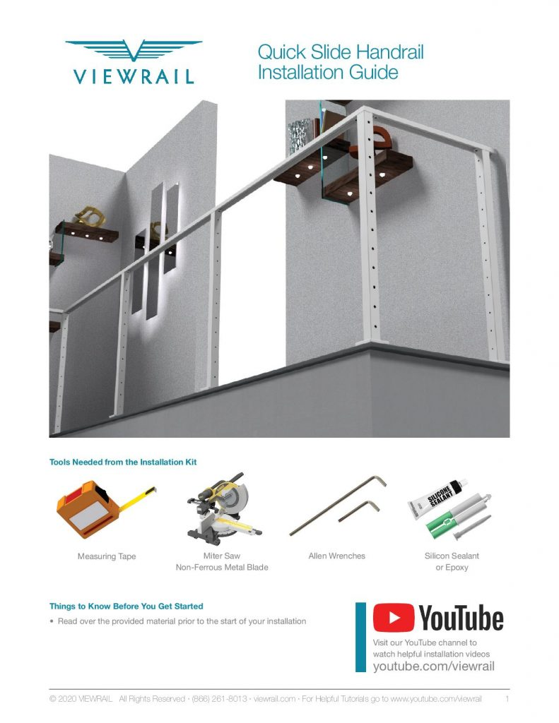Quick Side Handrail (FT) Installation Instructions V2-page-001