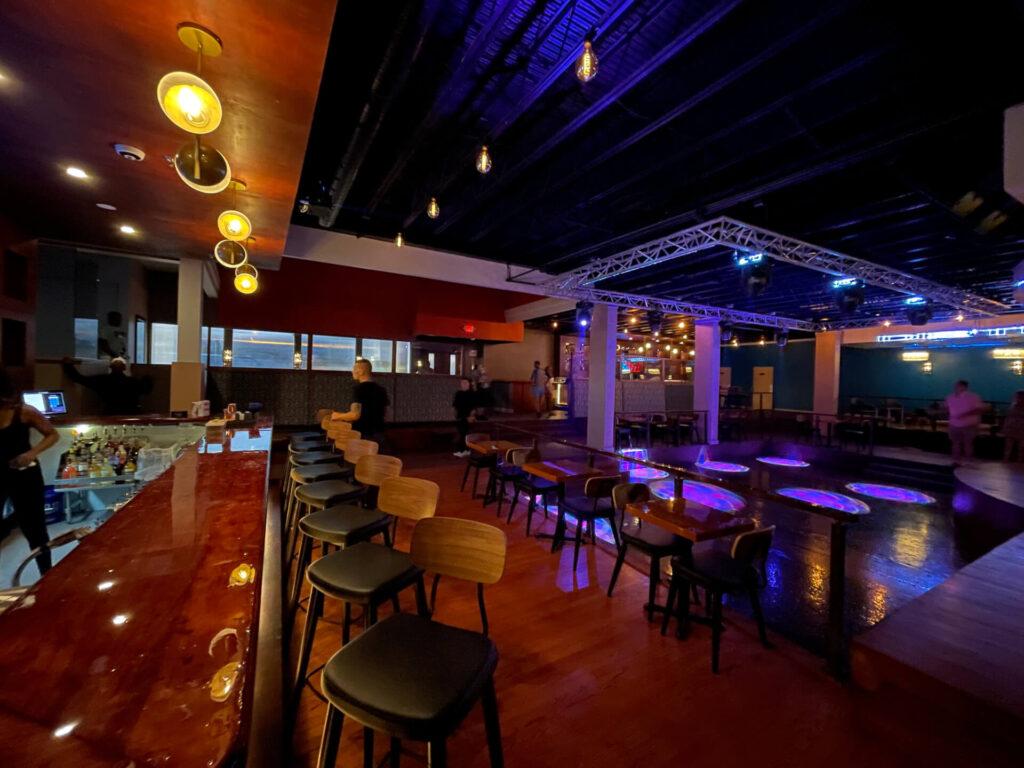 Viewrail Railing OKC Nightclub